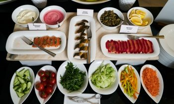 7 Vegetarian Catering Foods to Stay Healthy