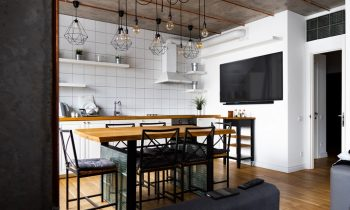 12 Great Kitchen TV Ideas for Small Spaces