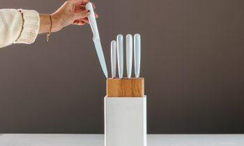 6 Most Convenient Kitchen Knife Storage Ideas