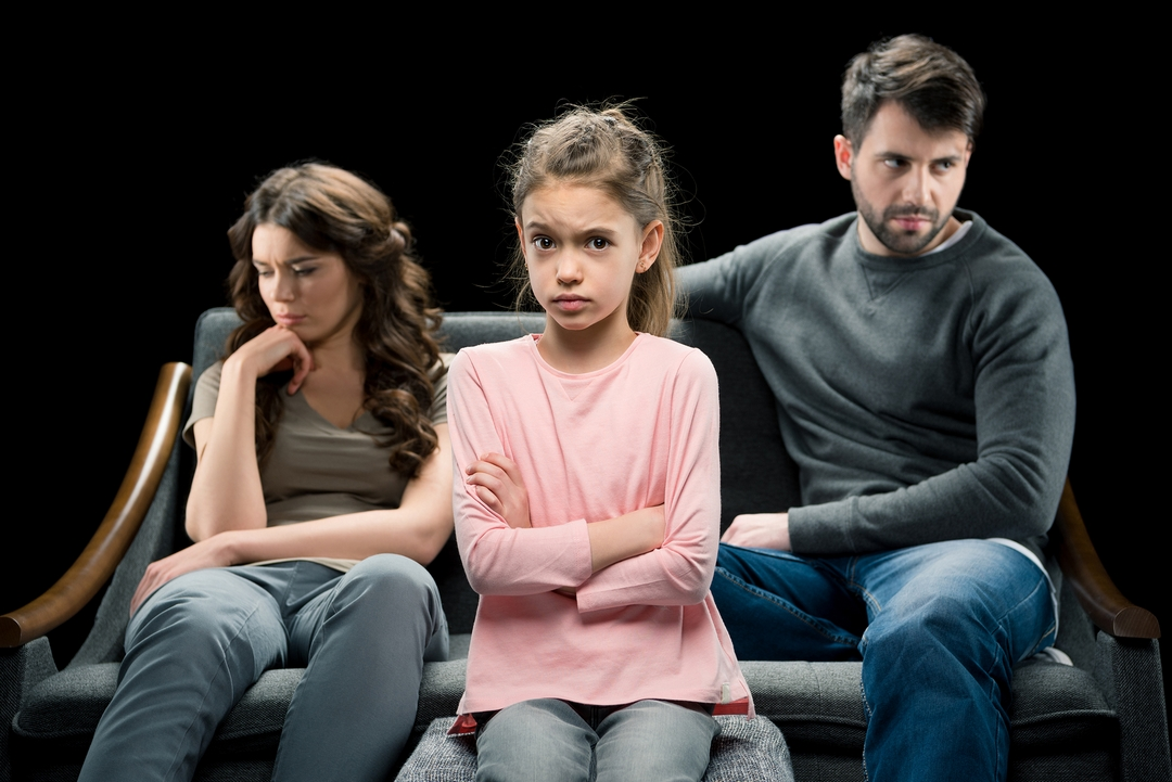 5 Tips to Keep the Family Together During a Divorce
